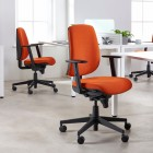 eternal range diamond office furniture task chair
