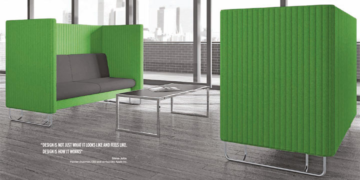New Range of Office Seating