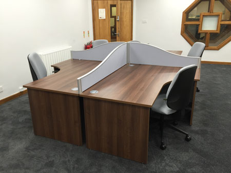 Office furniture installation in Southend Essex