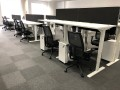 Used Electric Desking - Rarely Available