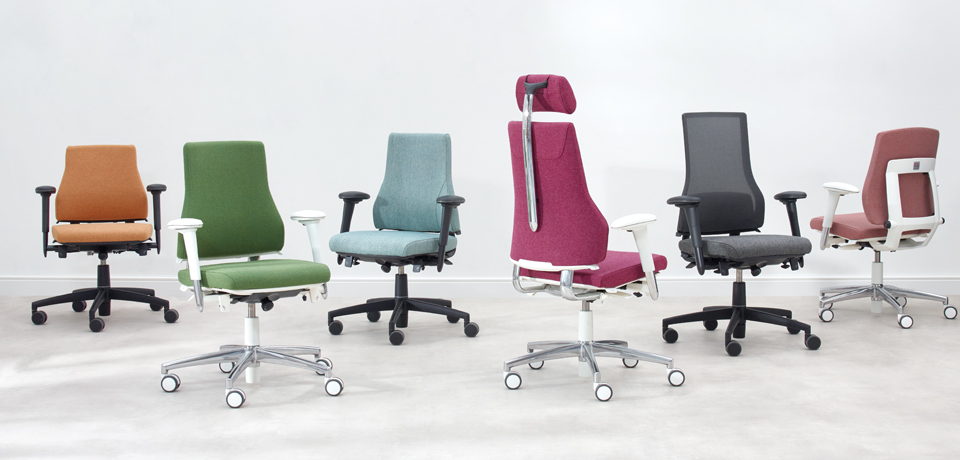 office seating supplier - posture seating
