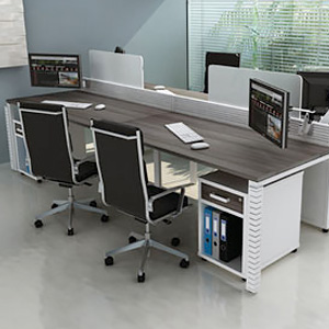 Bench/Beam Desking