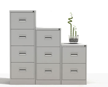Steel Storage - Filing Cabinets