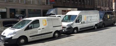 Diamond Vans