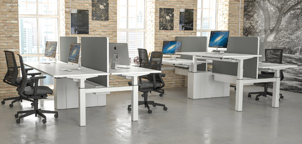 Height Adjustable Electric Desks