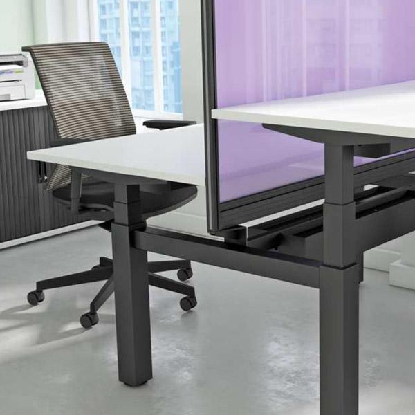 Height adjustable desks in London