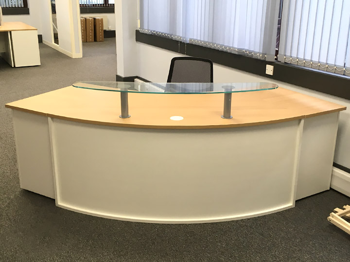 New office furniture install in Laindon