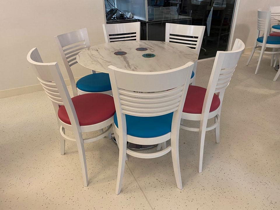 Bespoke office chairs