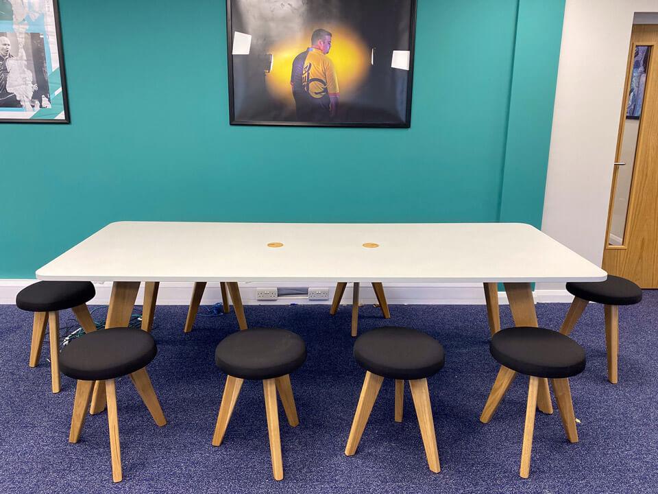 Office furniture installation essex